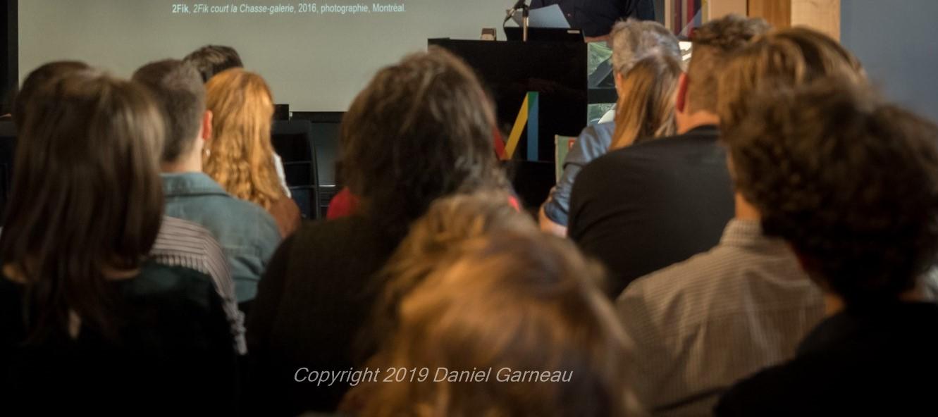©Daniel Garneau, 2019